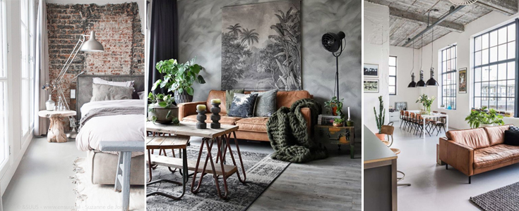 Finding your interior style: Industrial